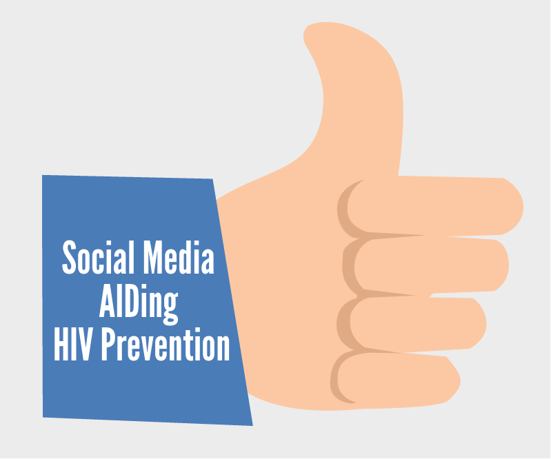 Social Media Aiding HIV Prevention