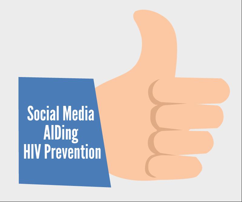 Social Media Aiding HIV Prevention