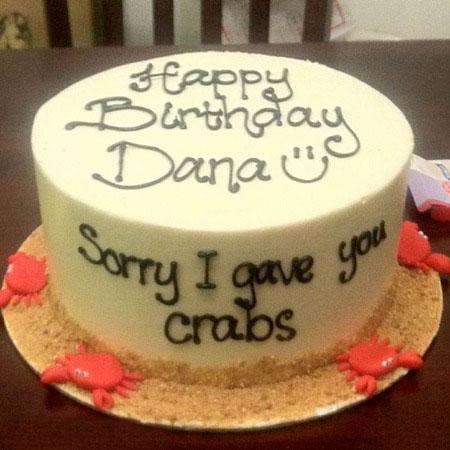 cake and chlamydia