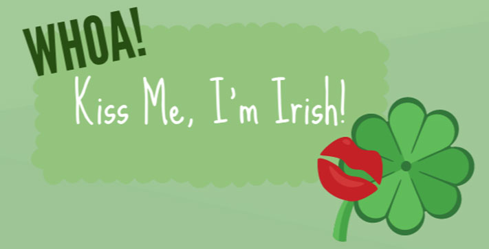 Kiss Me, I'm Irish: Watch Out For Oral Herpes This St. Patrick's Day