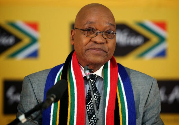 President Zuma to New HIV Patients: It's Tattoo Time