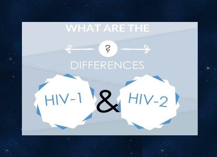 The Differences Between HIV-1 and HIV-2