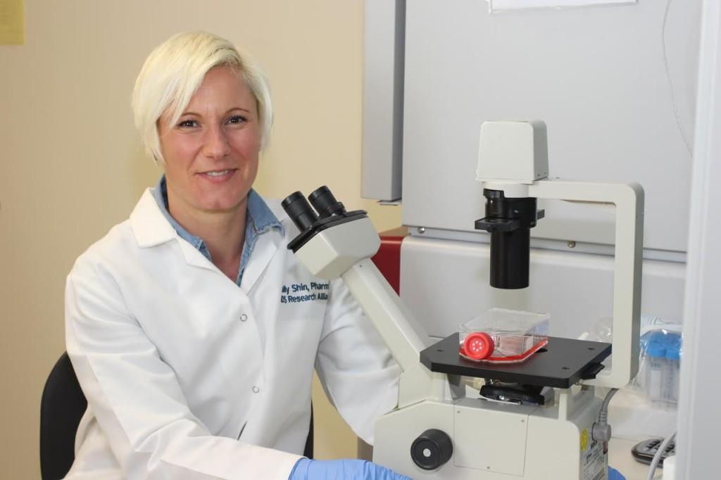 Dr. Stefanie Homann: One Researcher's Fight Against HIV