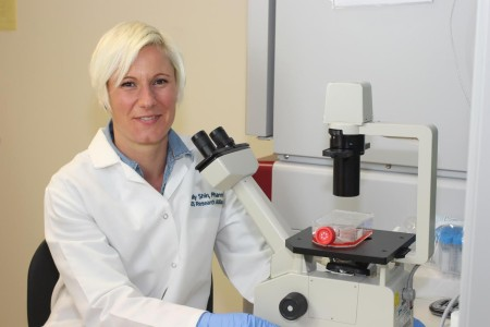 Dr. Stefanie Homann, PhD