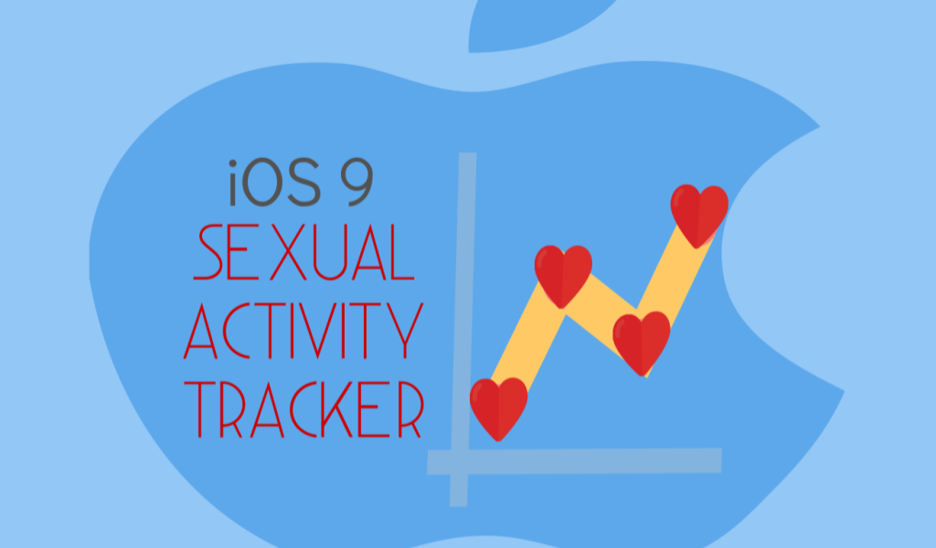 Sex Tech: iOS 9 Update Will Allow Users to Track Sexual Activity