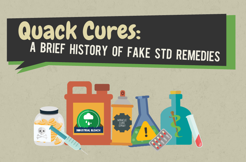 Fake STD Cures & Remedies: A History