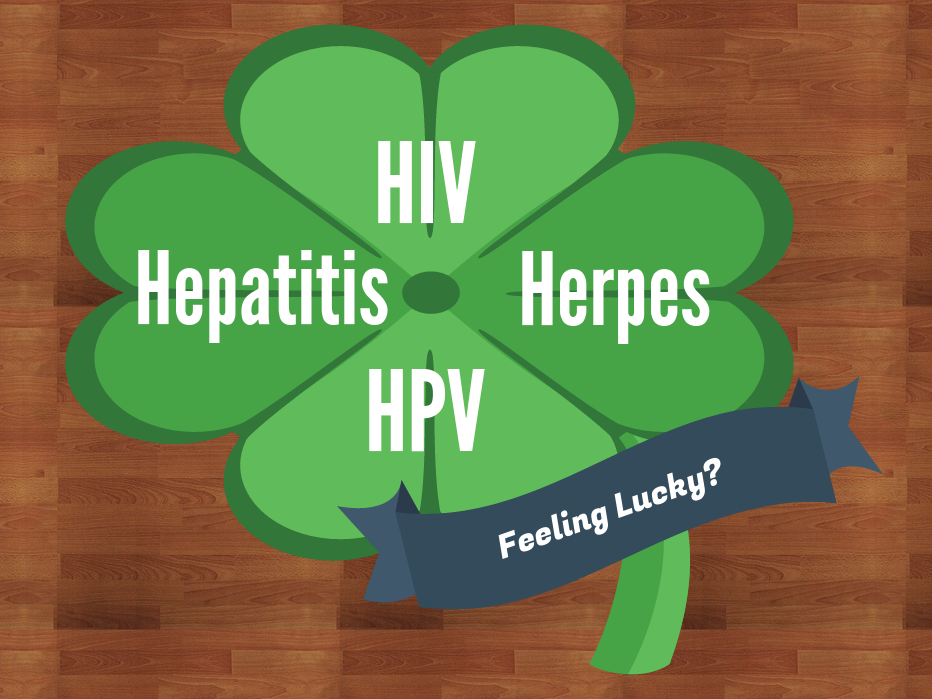 The Viral STDs: HIV, Hepatitis, HPV, and Herpes
