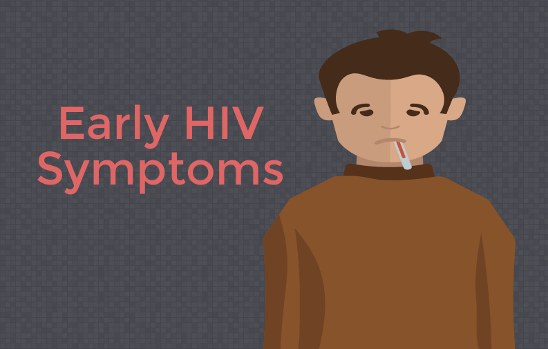 do i have hiv?: early hiv symptoms, Skeleton