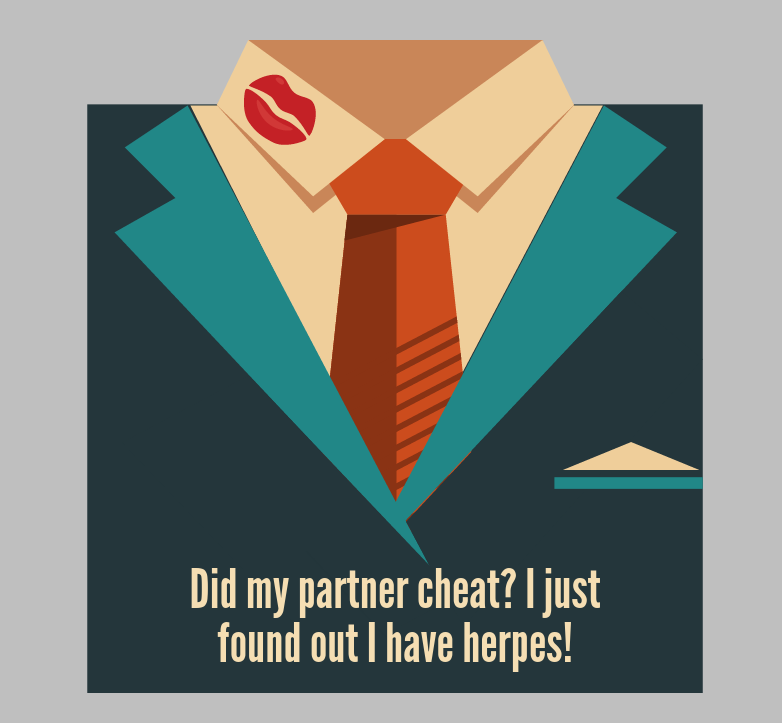 My Partner Gave Me Herpes – Did They Cheat?