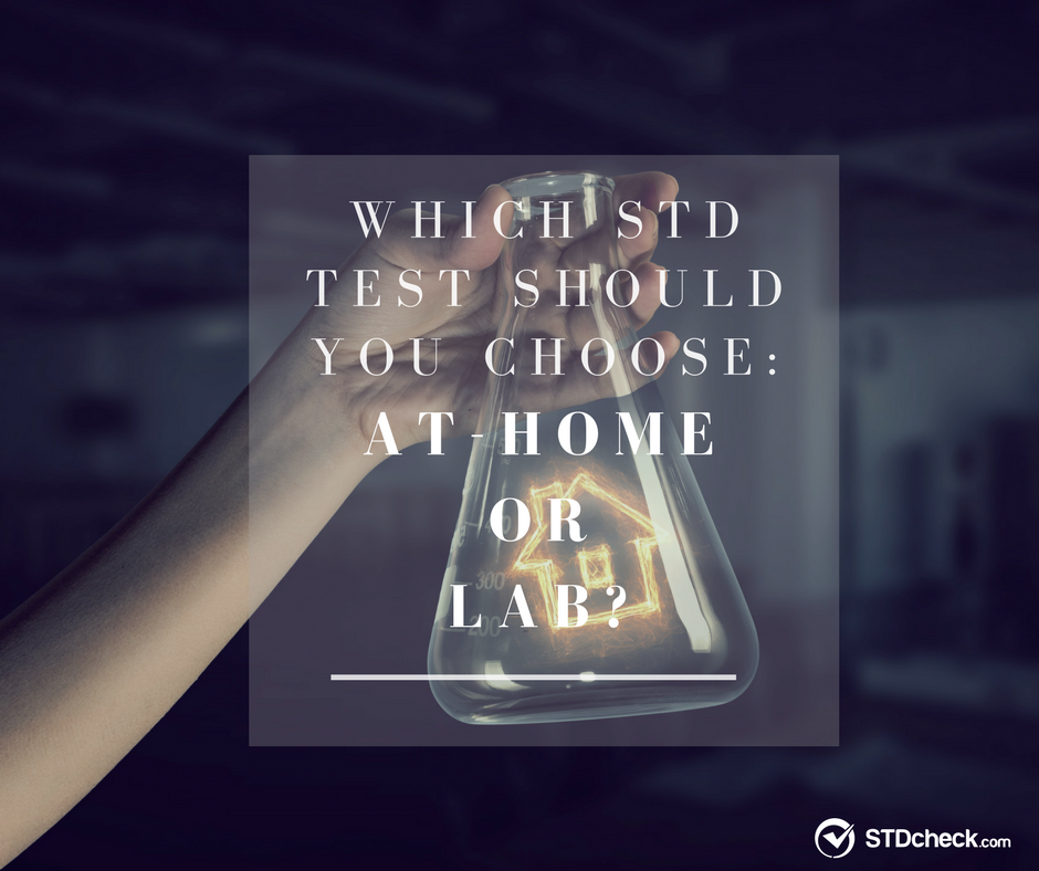 Which STD Test Should You Choose: At-Home or Lab?